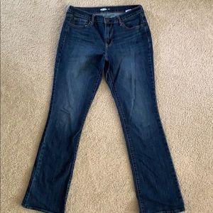 Curvy Boot Cut Jeans (long)